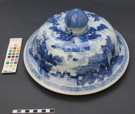 Figure 16: The completed lid after treatment.